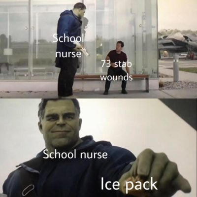 School nurses and TLC
