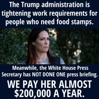 """Press"" Secretary"