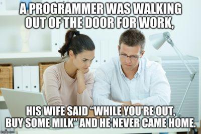 Programmer's Life