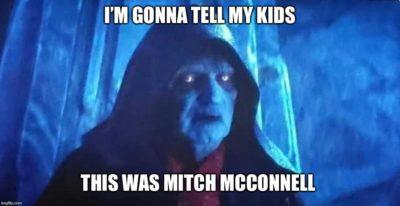 """""""I am the senate"""""""