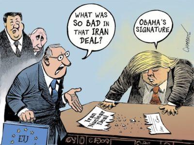 Trump Presidency in a nutshell