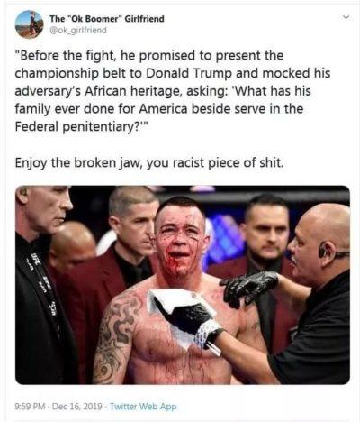 Karma is a bitch!