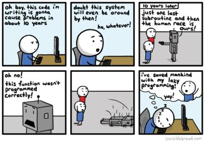 Lazy Programming