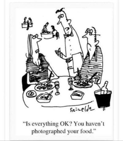 Modern problems of a waiter
