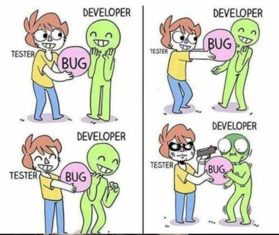 Tester & Developer relationship