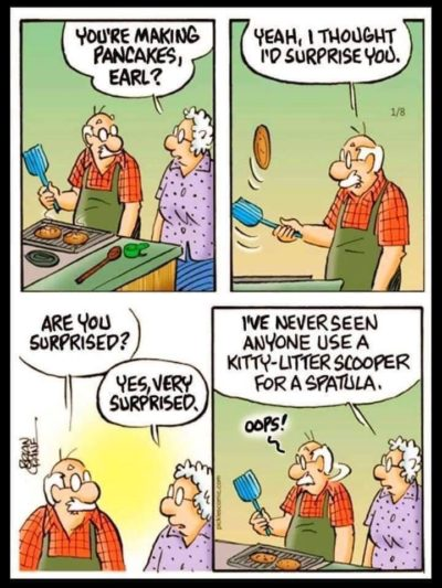 Haha only wife know how to cook