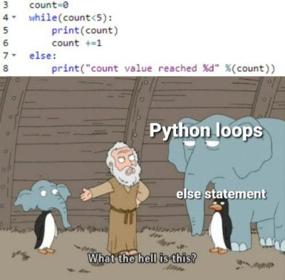 Learning python is going to be a fun ride