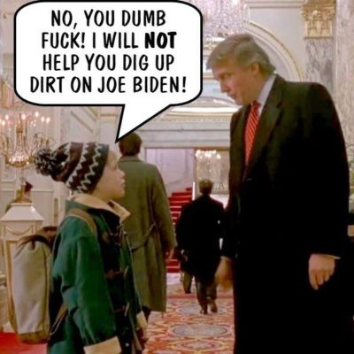 The deleted scene from Home Alone 2