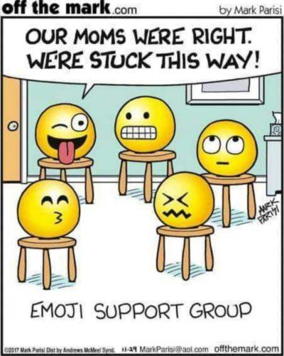 Emoji haha