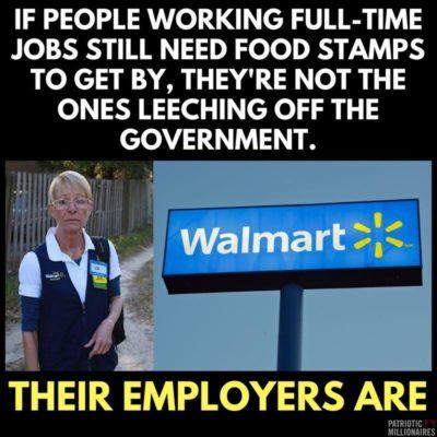 Damn welfare leeches