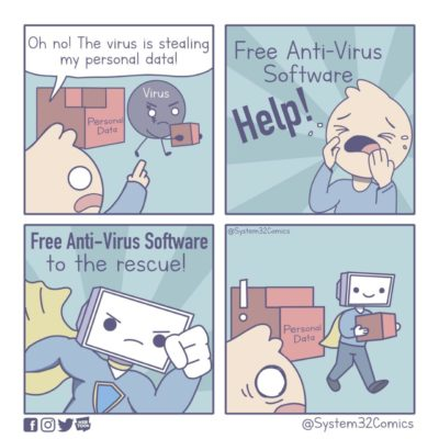 Anti-Hero. Anti-Virus