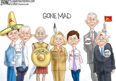Branco, aka Ben Garrison with somehow less talent.