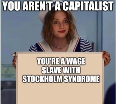 Are you a capitalist?
