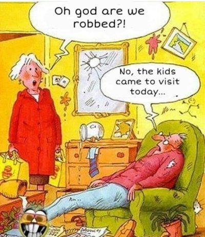 Kids bad