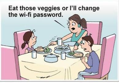 Wi-fi = life