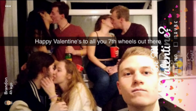To all the 3rd wheels