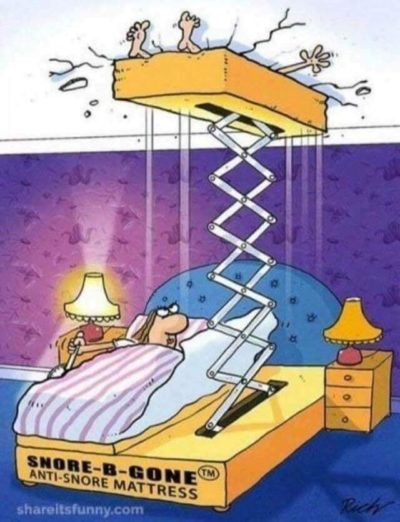 Snore funny