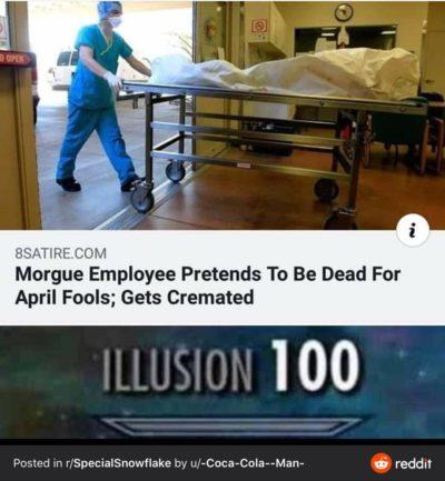 No more Skyrim memes 2020