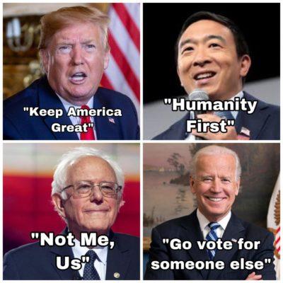 2020 Campaign Slogans