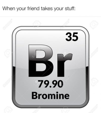 Bro! Mine!