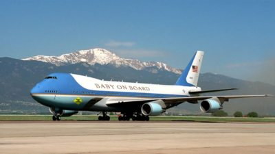 New Air Force One..