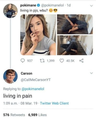 Poor Carson