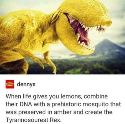Tyrannosourest Rex