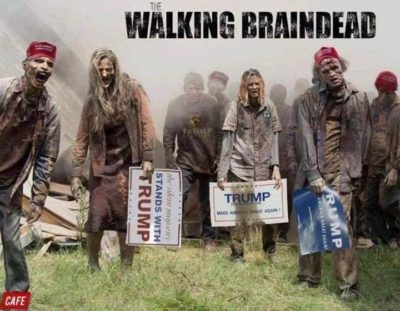 The Walking Braindead