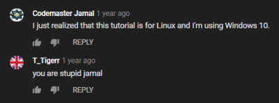 Linux Out Of Context