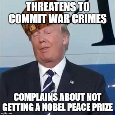 Scumbag Trump Meme
