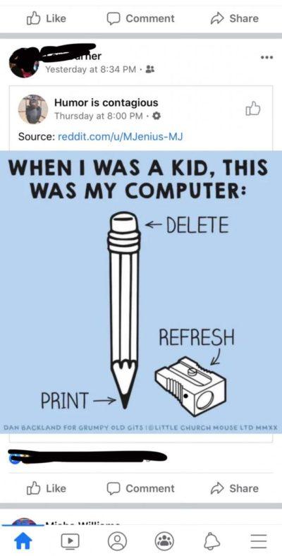 Computer Bad