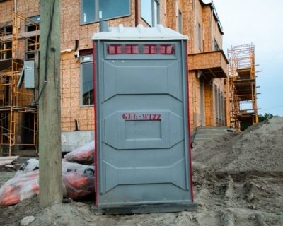 Is it a rule all portapotties must have a pun