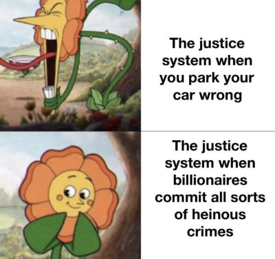 The justice system