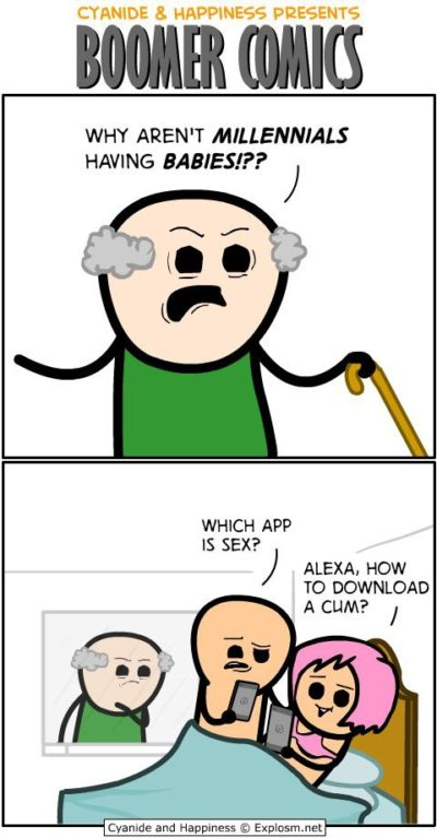 Cyanide and Happiness gets it