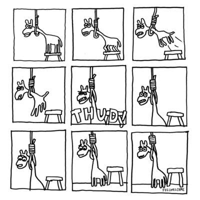 Giraffe problems [OC]