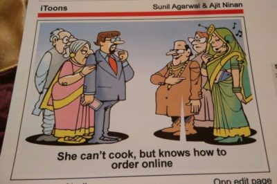 Indian boomer