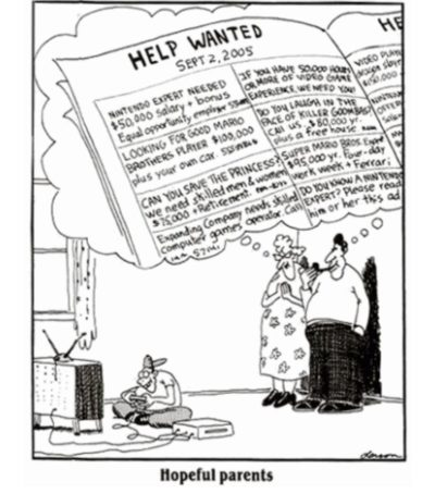 Gary Larson remains the most influential boomer humor contributor of all time