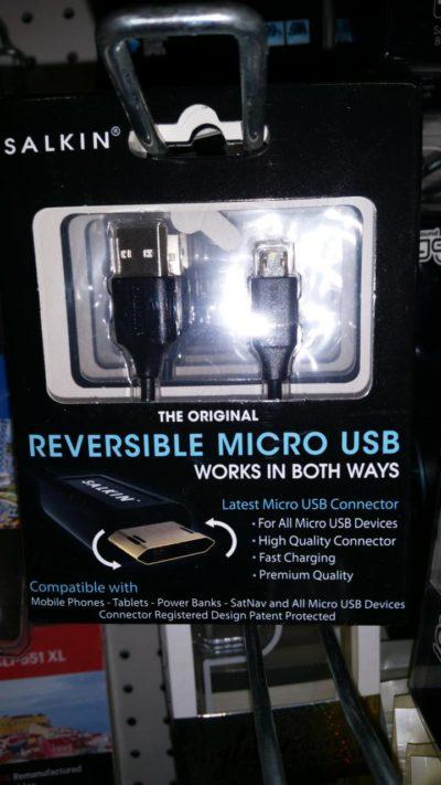 Checkmate, USB-C