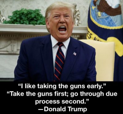 Defender of the Second Amendment…