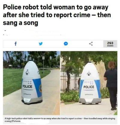 When robots rise…
