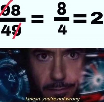 wow! you, you are so smart!!!!