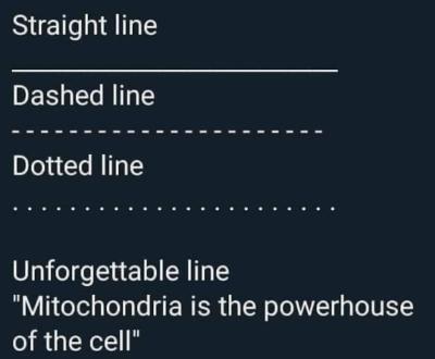Very iconic line