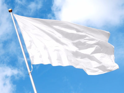 The last known flag of the Confederate States of America