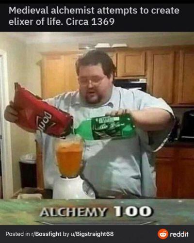 Alchemy 100