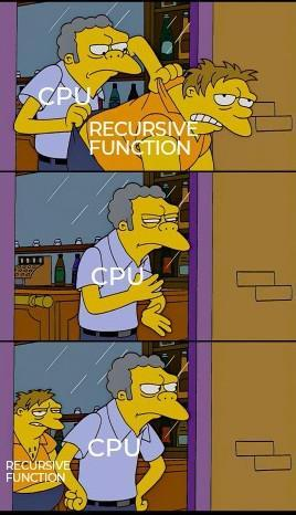 Another way to see recursive functions