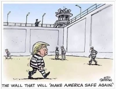 And an affordable effective wall.