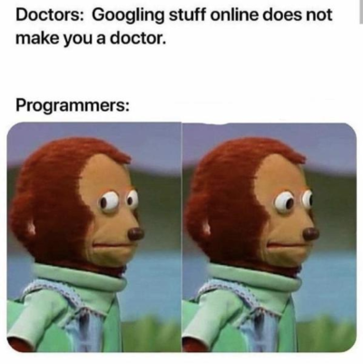 Doctorate in Googling