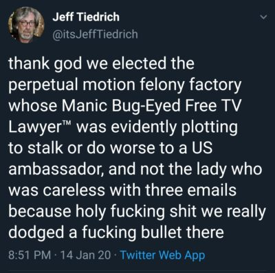 Felony factory