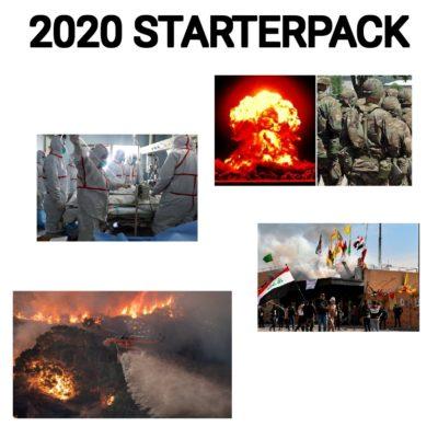 2020 Starterpack