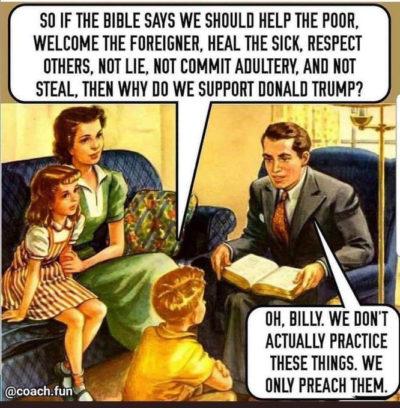 A Deplorable Question